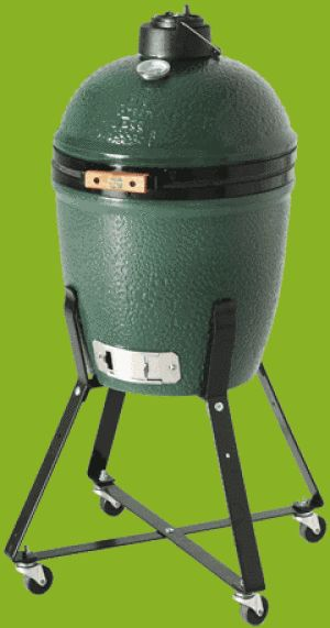 10 Best Small Grills for Small Spaces: Big Green Egg Small
