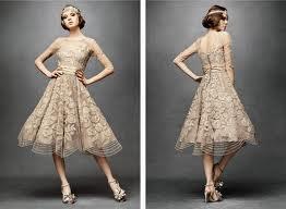 Lace vintage dress.