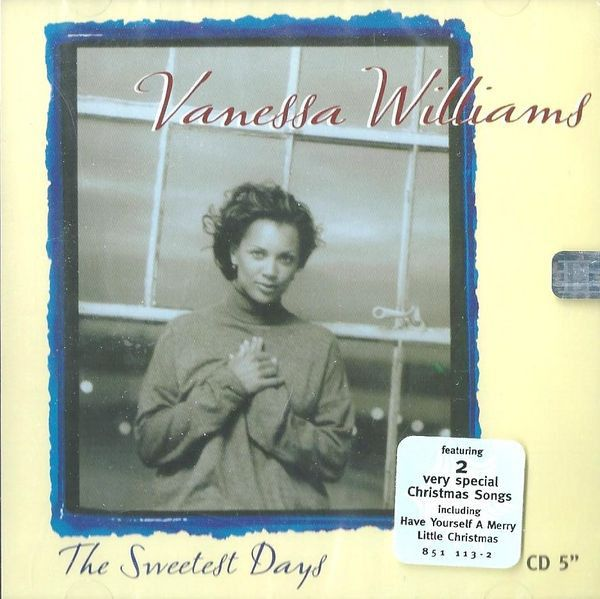 Vanessa Williams - The Sweetest Days (CD) at Discogs