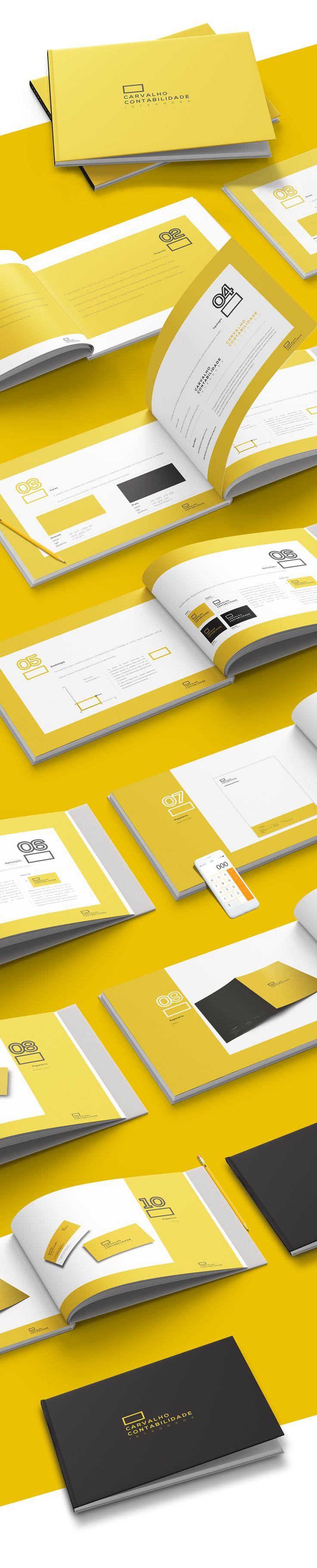 Confira este projeto do @Behance: u201cCarvalho Contabilidade - Brandingu201d https://www.behance.net/gallery/53466031/Carvalho-Contabilidade-Branding