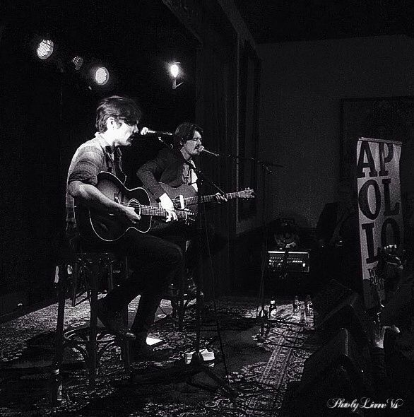 Jake Etheridge & Matthew Crosby live at Poppodium Apollo, Emmen (17-04-2016)