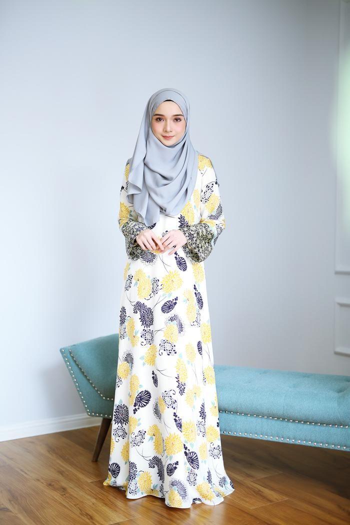 Keisha Dress Yellow