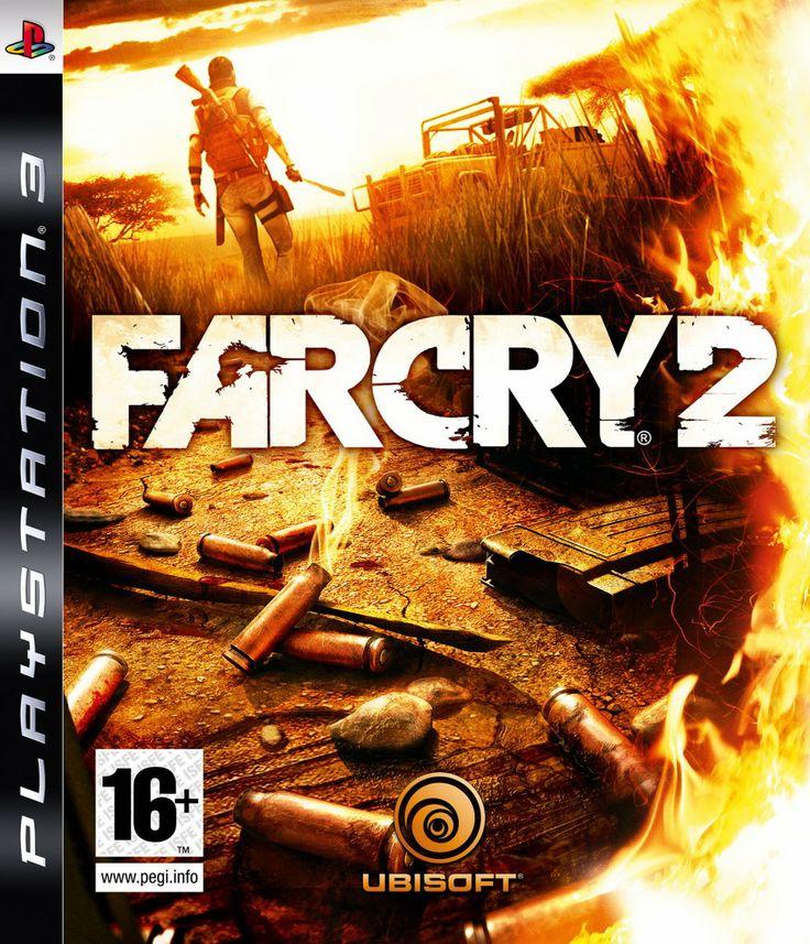 far cry 2 | Far Cry 2 - PS3 - ArgusJeux.fr : argus jeux vidéo d'occasion ...