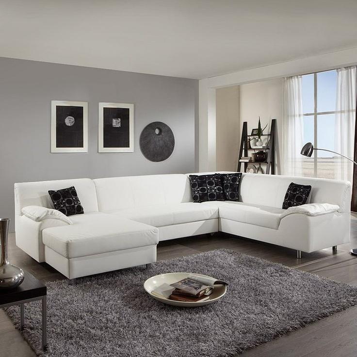 les 25 meilleures id es de la cat gorie canap en u sur pinterest canape u art au dessus du. Black Bedroom Furniture Sets. Home Design Ideas