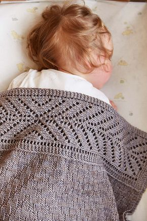 Ravelry: Little Tern blanket pattern by tincanknits
