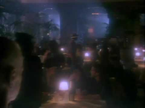 The Motels - Only The Lonely   ~   I remember thinking that this borrowed from elements of Stanley Kubrick's The Shining.  Which is weird because I only saw the first 10 minutes or so of it.  I think that right *between* 2:13 and 2:14 is the clincher.  It's just a flash, but it's creepy.