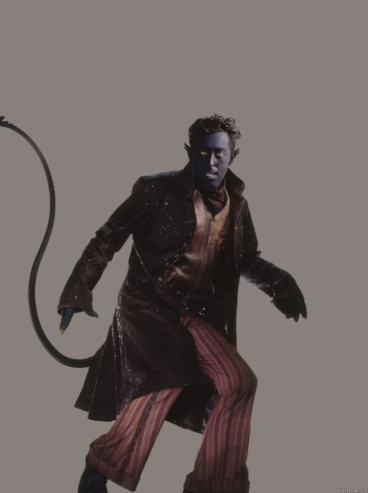 Nightcrawler, X Men 2 | Geek Stuff - X-Men | Pinterest