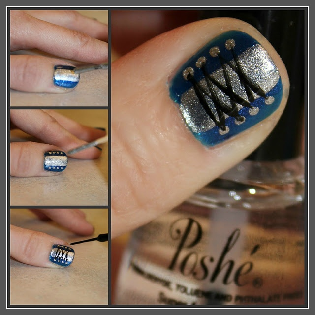 27 best runners nails images on pinterest disney nails half corset nail or shoelace nail for runners all how you look at it loves prinsesfo Choice Image