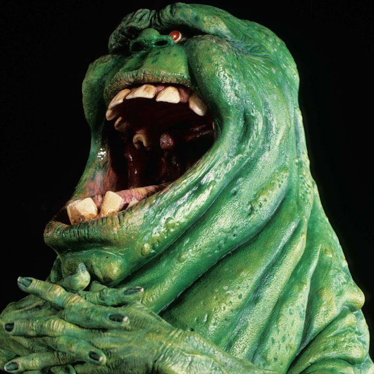 You'll Never Watch Ghostbusters the Same Way After Seeing These Rare Pictures