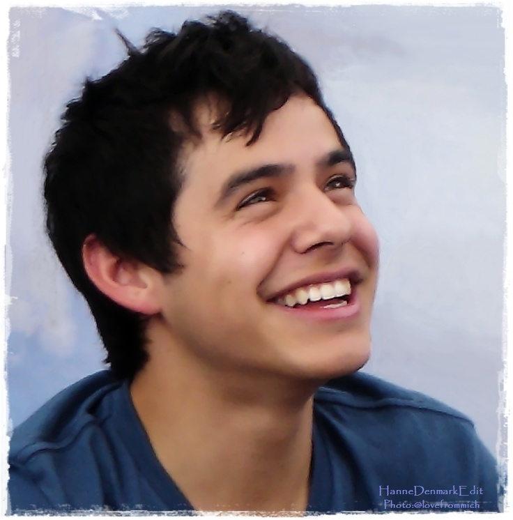 David Archuleta- This guy right there :)  He has a soft spot in my heart that he just inspires me in so many ways! I am in deep gratitude with God for allowing me to get to know this amazing person. :')