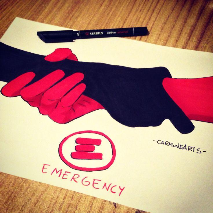 #Emergency by #CarmineArts