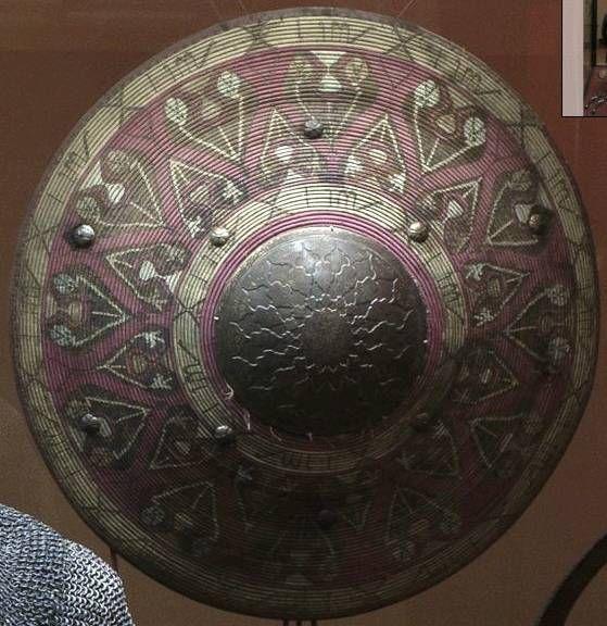 Escudo otomano