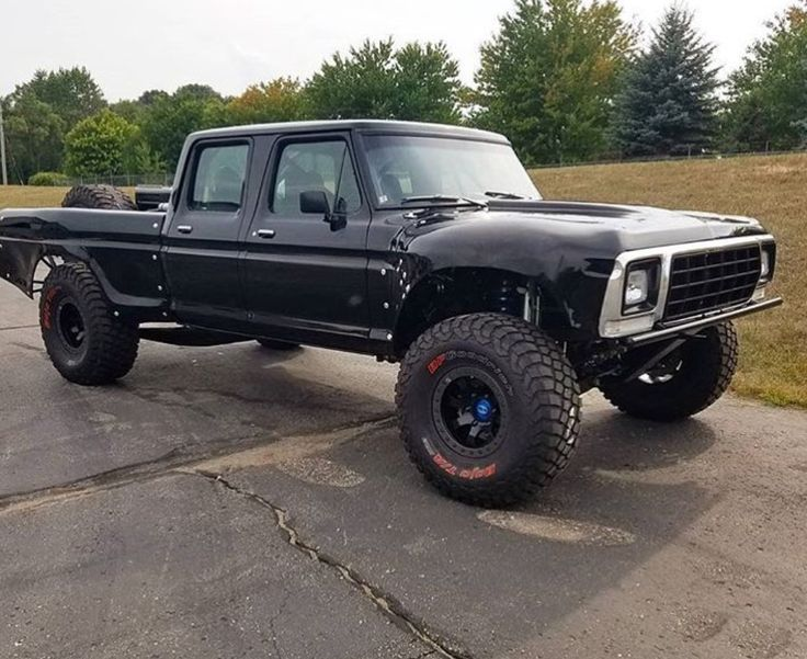 60's Ford Trophy Truck