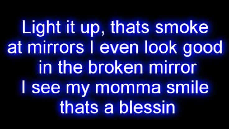 Lil Wayne ft. Bruno Mars - Mirror (Lyrics)