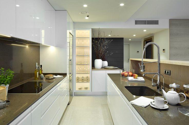 Las 25 mejores ideas sobre cocina tipo loft en pinterest y m s cocina estilo industrial - Cocinas tipo loft ...