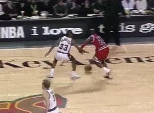 Jordans Game changing shot gifs gif sports gifs cool gifs basketball gifs nba gifs michael jordan gifs