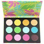 Summer Breeze Palette by Coastal Scents, 12 Color Palette. Some shimmery, some matte, altogether 12 beautiful eyeshadow pots. Apply dry for a subtle look or wet for a more intense look. Highly pigmented, these colors don't play.
