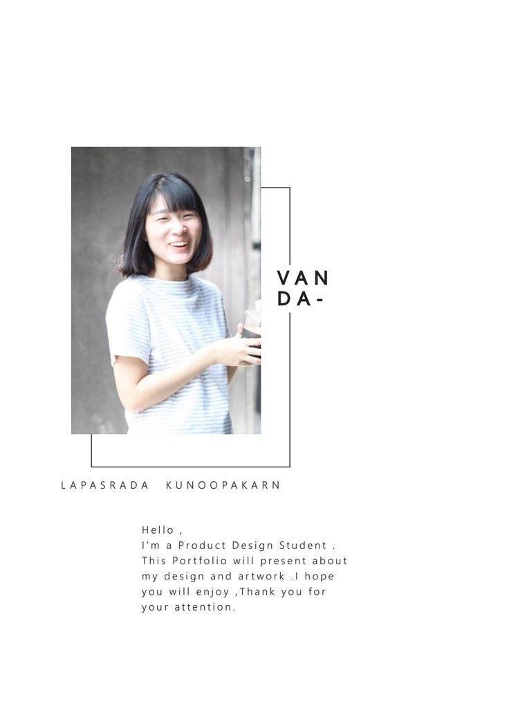 Portfolio–Vanda – #Design #PortfolioVanda
