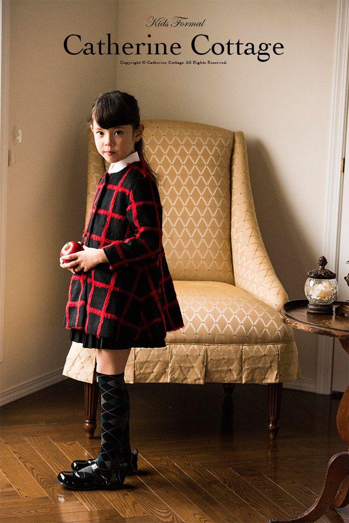 Children coat girl