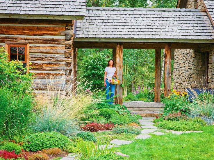 Pin By Mountain Living On Outdoor Spaces Garden
