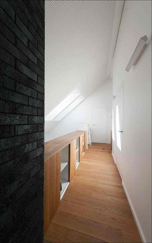 Черный Дом Блюза: современный лесной дом, посвященный стилю блюз