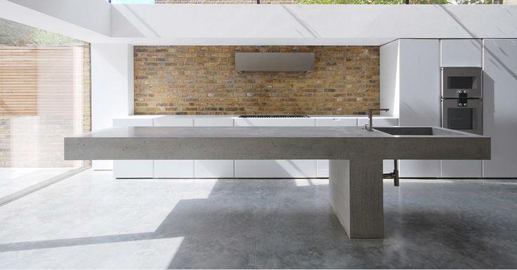 CARLISLE ROAD - Contemporary Kitchen - London - LBMVarchitects