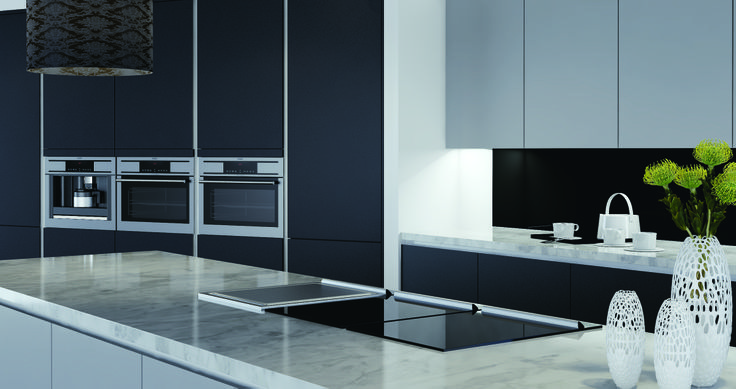 Linear Avant by Symphony - we want matt Anthracite