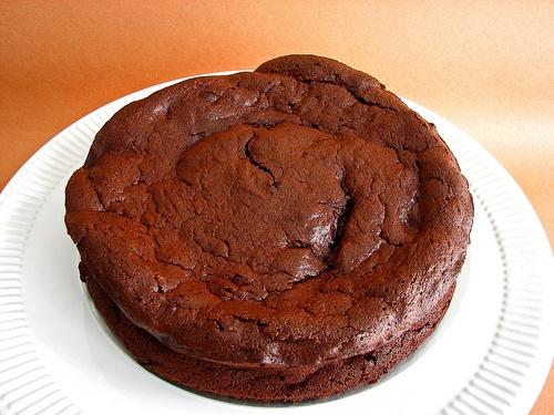Pillsbury Chocolate Pudding Dump Cake