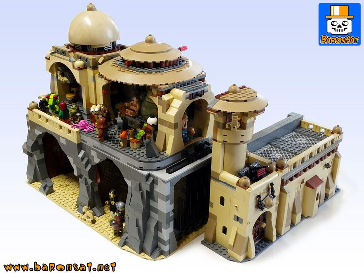 lego star wars 2014 fall sets Support for Jabba Palace   new rooms   LEGO Star Wars   Eurobricks awesome