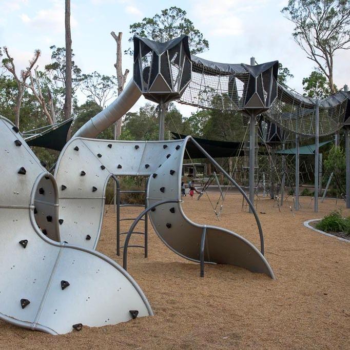 Calamvale District Park | Awesome Brisbane Playground - Brisbane Kids