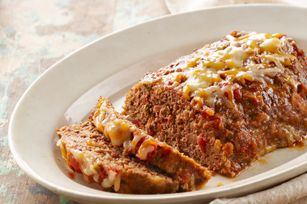 Easy Mexican Meatloaf-Just made this for dinner.. we shall see how good it is.