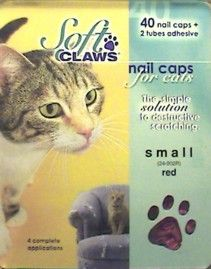 cat claw covers are now available and aide in instinctive cat ... - soft paws catsincare.com!