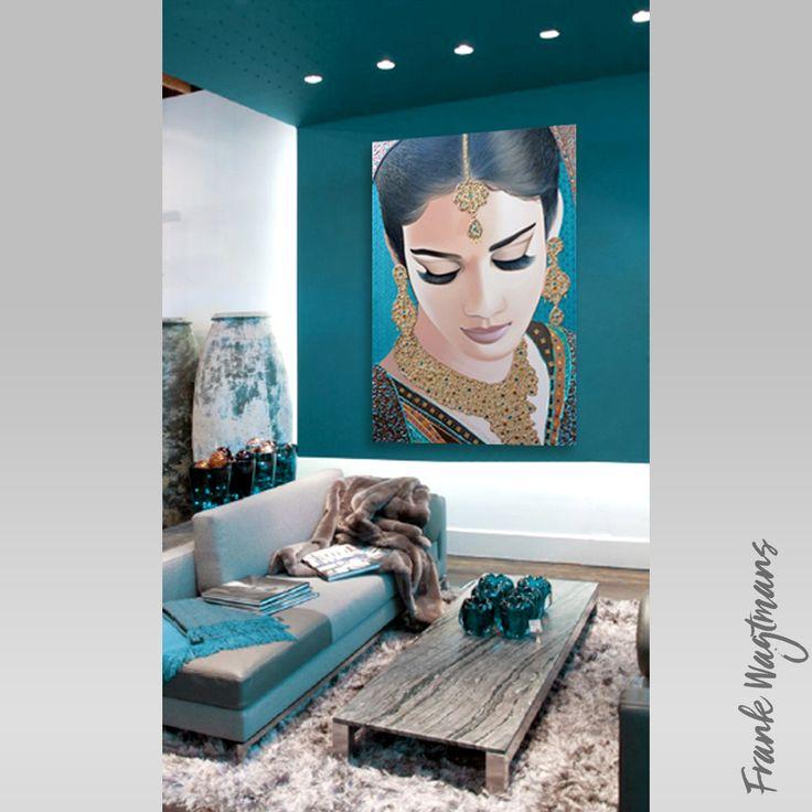 Wilt u een mooi handgemaakt schilderij kopen voor in uw woonkamer? Een schilderij dat exclusief en met veel kunde is geschilderd? laat u dan inspireren door de prachtige schilderijen van portretkunstenaar frank Wagtmans.  Geef meer sfeer aan uw interieur. Elk portret is een unicum!