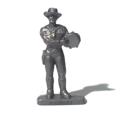 "Figura Oeste 1 32 54 mm Silver Serie 6 "" Domingo"" Sin Pintar Starlux Reamsa   eBay"