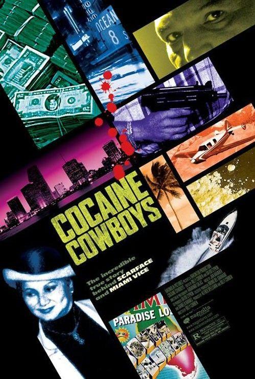 Kokainowi kowboje, 2006 plakat