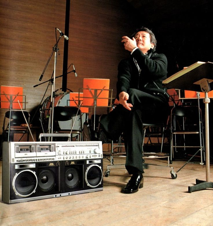 Concert Experience SHARP GF-909