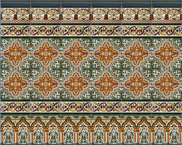 109 best azulejos artesanales images on pinterest tiles modeling and white people - Azulejos artesanales ...