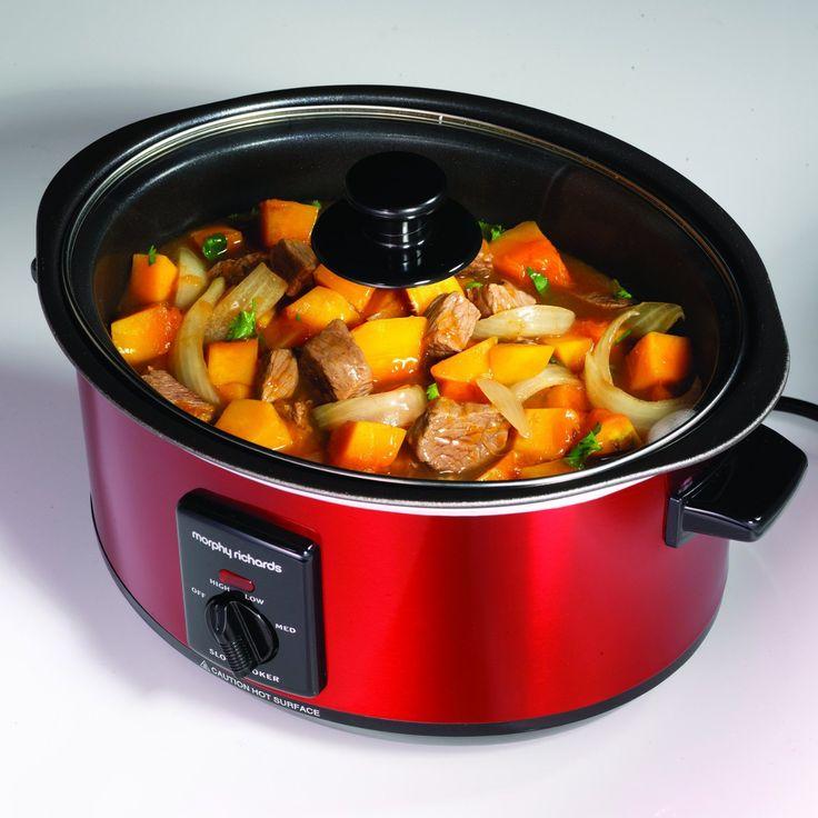 morphy richards 48710 slow cooker manual