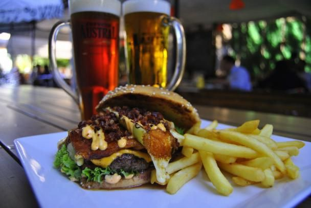 Best Burgers By Barrio