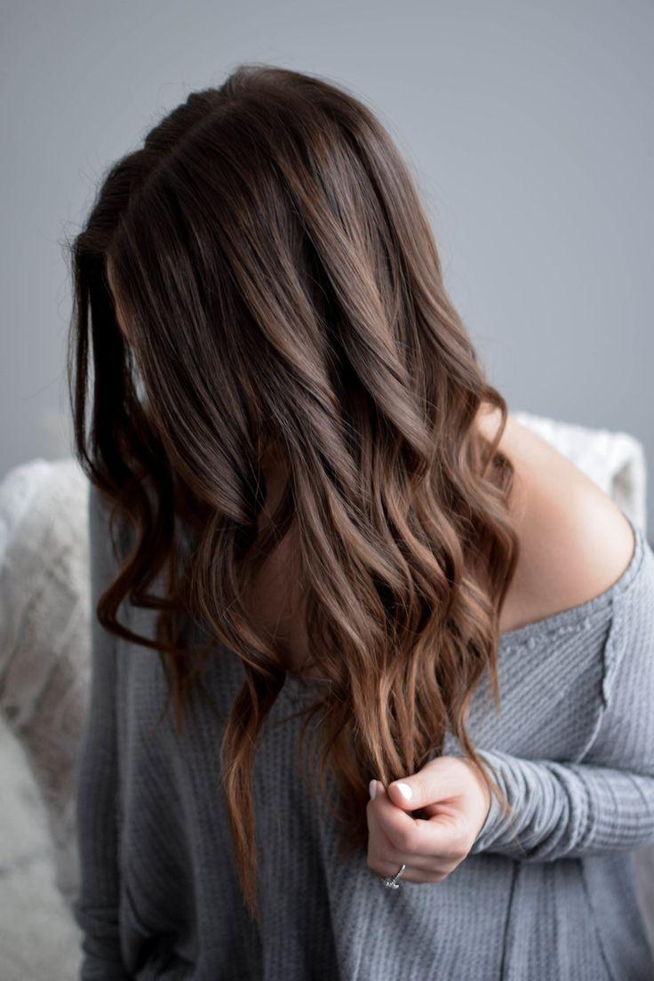Jeden Tag Wellen Haar Tutorial, #Frisuren #Haar #Jeden #Tag