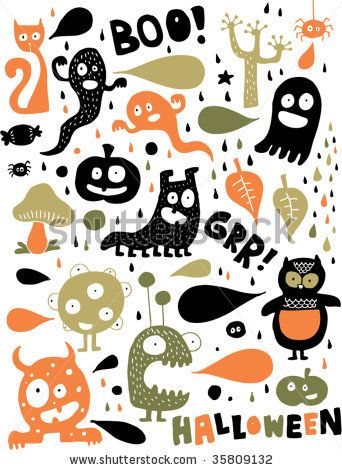 Google Image Result for http://image.shutterstock.com/display_pic_with_logo/278908/278908,1251123862,2/stock-vector-cute-halloween-monsters-35809132.jpg