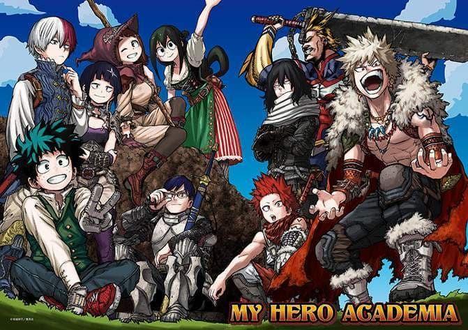 My Hero Academia Everything You Need To Know Ahead Of Season 4