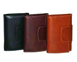 Luxusná kožená peňaženka