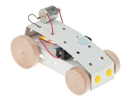 Elektrofahrzeug mit Riemenantrieb... DIY?!