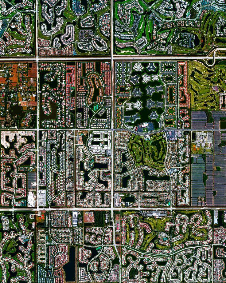 TRAVEL - U.S.A. FLORIDA - BOCA RATON - 91.000 RESIDENCE - 2016