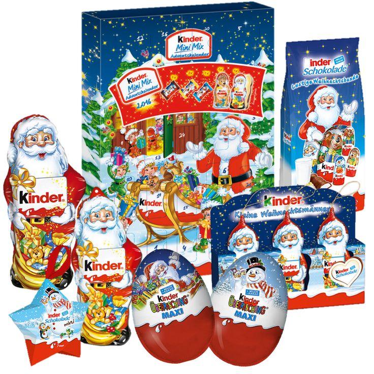 Kinder Advent Calendar Mini Mix Set #christmas #adventcalendar #xmas #christmasgifts