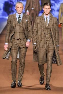 ETRO Fall/Winter 2014 collection  MILANO MENSWEAR