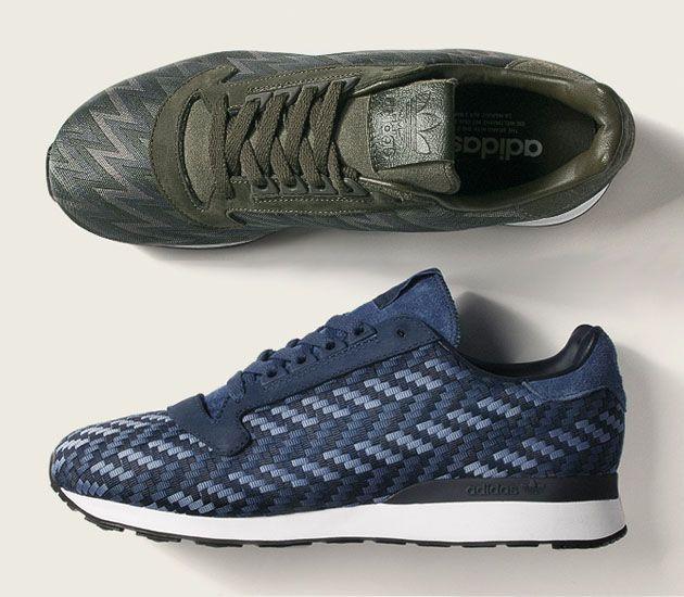 adidas zx 500 decon woven blue