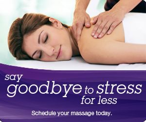Thank heavens for Massage Envy across the street from work!!!  Weekly appts, I deserve it! :)