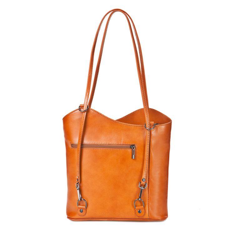 Matilde Costa - shoulder Bag pelle arancione 64,99 su Privalia PRIVALIA - Outlet online di moda Nº1 in Italia